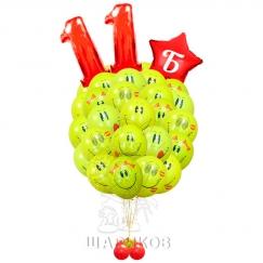 Букет из шариков в петербурге